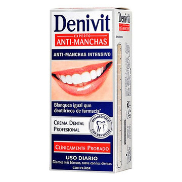 Dentifrice Anti-Taches Denivit (50 ml)