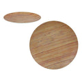 Assiette Privilege Bambou Marron