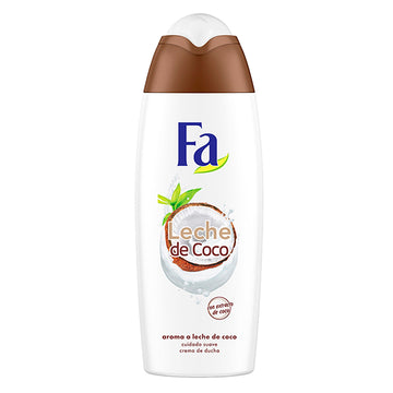 Gel de douche Leche De Coco Fa (550 ml)