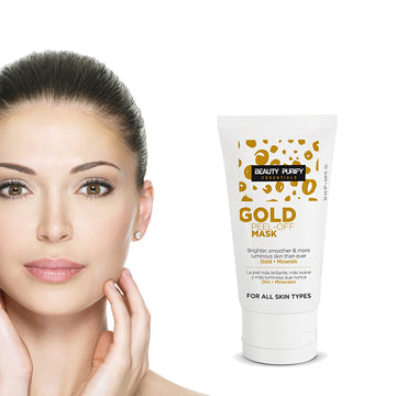 Masque Facial Peel-Off Gold 50 ml