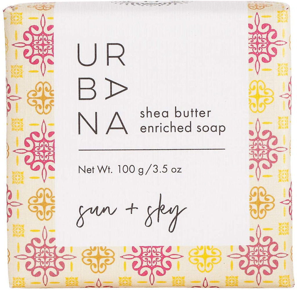 Urbana Shea Butter Enriched Soaps