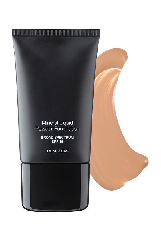 Mineral Liquid Powder Foundation