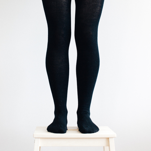 Lamington Merino Tights Black.