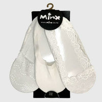 Minx Sockette Starter Pack - White