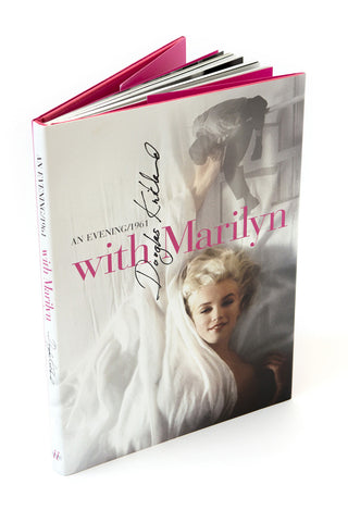 With Marilyn: An Evening/1961 by Douglas Kirkland