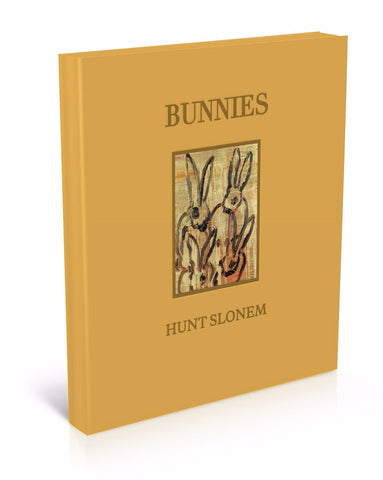 Bunnies Limited Edition by Hunt Slonem