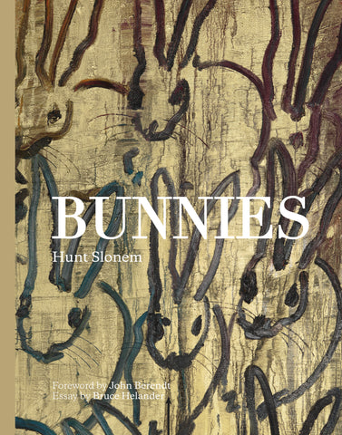 Bunnies by Hunt Slonem