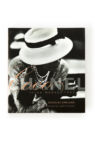 Coco Chanel: Three Weeks/1962 by Douglas Kirkland