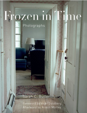 Frozen in Time by Sarah C. Butler