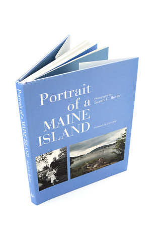 Portrait of a Maine Island by Sarah C. Butler