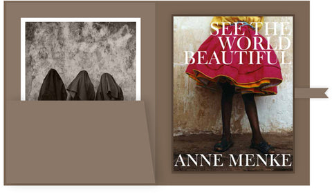 See The World Beautiful Limited Edition by Anne Menke