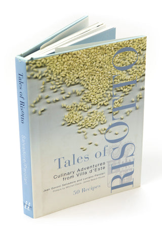 Tales of Risotto: Culinary Adventures from Villa d