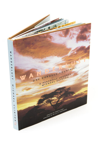 Wanderlust: One Hundred Countries, A Personal Journey by Michael Clinton