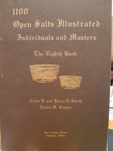 1100 Open Salts Illustrated, Individuals and Masters- The Eighth