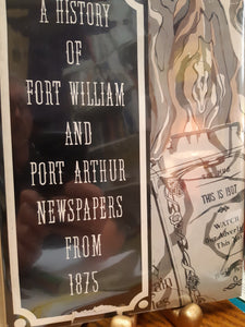 A History of Fort Willliam and Port Arthur Newspapers from 1875
