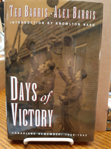 Days of Victory by Ted and Alex Barris