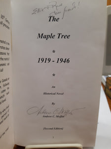 Maple Tree 1919-1946 by A. C. Moffat