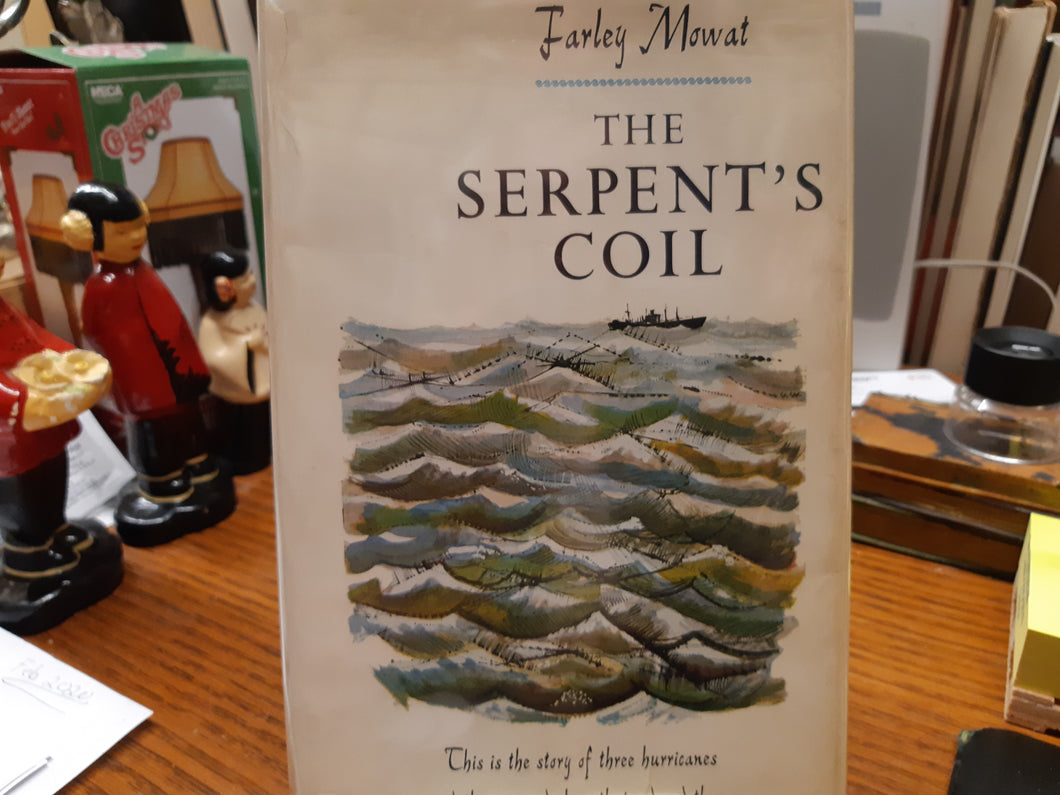The Serpents Coil by Farley Mowat