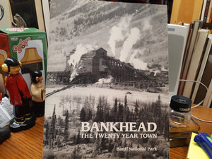 Bankhead The Twenty Year Town by Ben Gadd