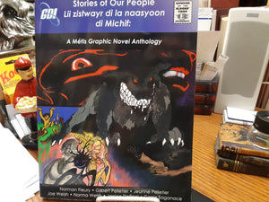 Stories of Our People – Lii zistwayr di la naasyoon di Michif -Graphic novel