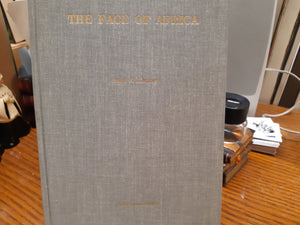 The Face of Africa An Atlas of Mankind Volume One by Dr. Hans F. Jurgens