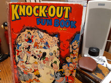 Load image into Gallery viewer, Knock Out Fun Book 1941