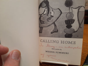 Calling Home by Merna Summers