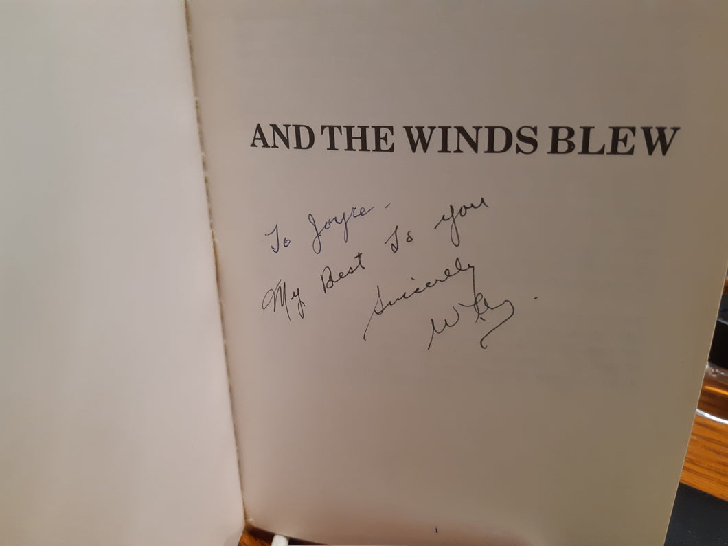 And the Winds Blew by W. Assaf