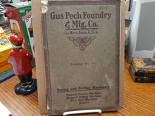 Load image into Gallery viewer, Gus Pech Foundry & Mfg. Co. Catalog No. 39