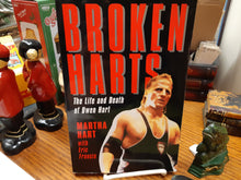 Load image into Gallery viewer, Broken Harts - The Life and Death of Owen Hart by Martha Hart