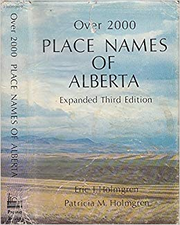 2000 Place Names of Alberta