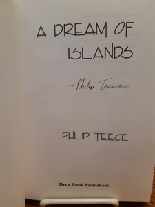 A Dream of Islands by Philip Teece
