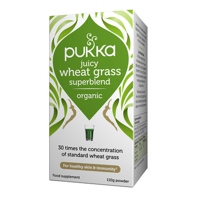 Pukka Juicy Wheat Grass 110g