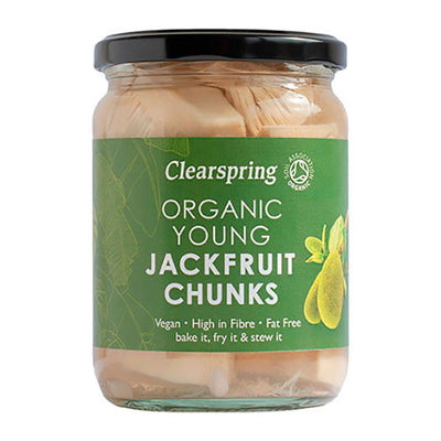 Clearspring Jackfruit Chunks 500g