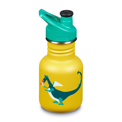 Klean Kanteen Kid Classic Sport 355ml Dragon Snack