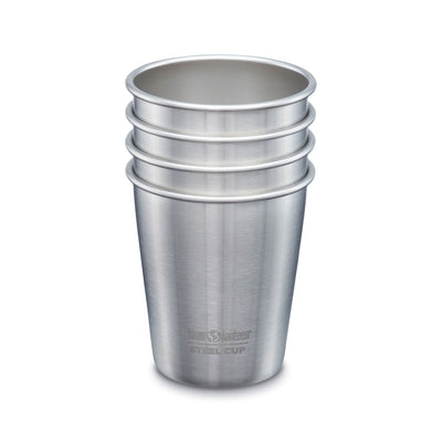 Klean Kanteen Steel Cup 296ml 4-pack