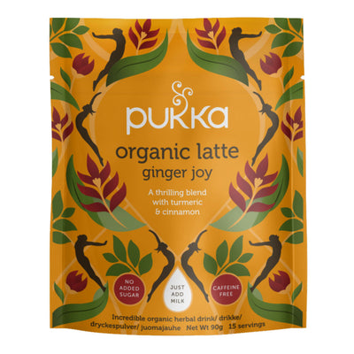 Pukka Ginger Joy Latte 90g