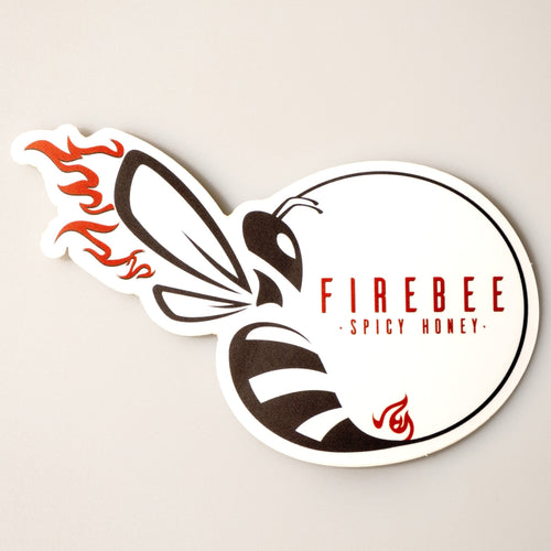 Firebee Honey Sticker - Firebee Honey