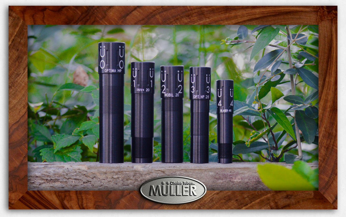 Featherlite Competition Chokes - Muller Chokes