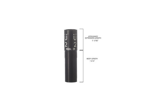 28 gauge Beretta MOBIL Featherlite Competition choke tube