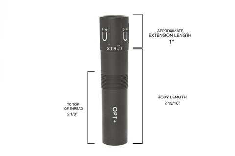 12 gauge Waterfowl/Hunting Choke Tube used for Beretta OPTIMA PLUS (Optima +)