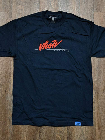 "Adult ""Air"" Tee (Navy) - VH07V"