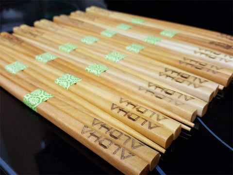 Custom Wooden Chopsticks - VH07V