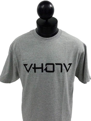 Adult Logo Tee (Gray/Black)