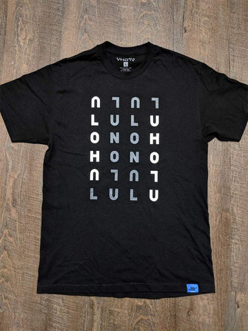 "Adult ""Honolulu"" Tee (Black) - VH07V"