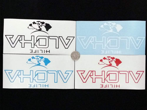 HiLife Collab Decals - VH07V