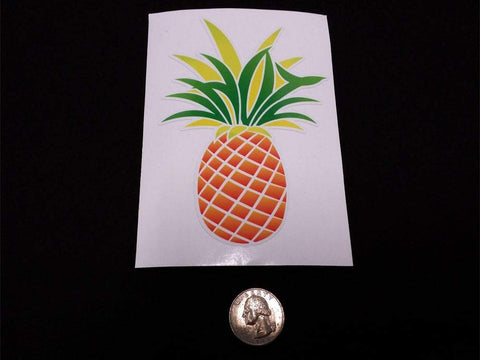 """Pineapple"" Slap Sticker - VH07V"
