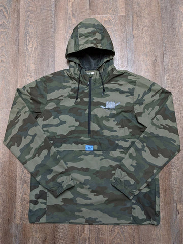 Water Resistant Windbreaker (Camo)