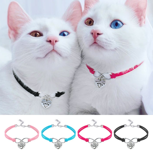 Cute cat collars for your beloved feline