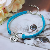 Cute cat collars for your beloved feline - in a range of colors